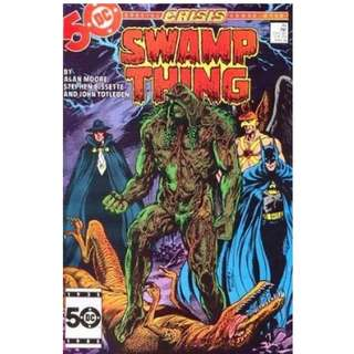SWAMP THING #46 (DC COMICS)