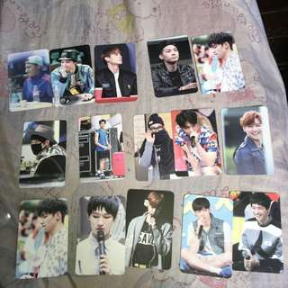DEFJAYB'S OUT OF MY MIND PHOTOCARDS
