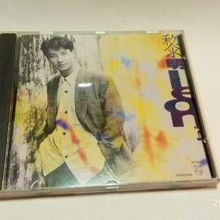 黎明相逢在雨中,CD一隻。