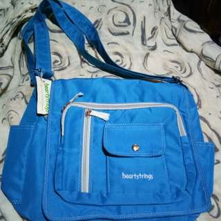 Hearstring Shoulder Bag