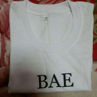 """BAE"" Sleeveless Shirt"