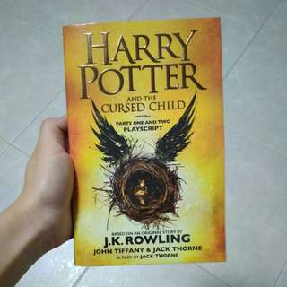 [Free NM] Harry potter and the cursed child