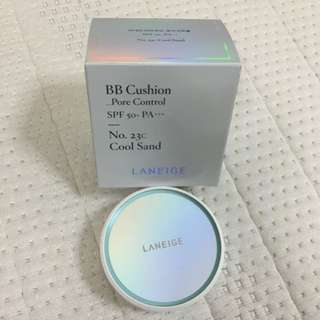 Laneige BB Cushion Pore Control No. 23C Cool Sand