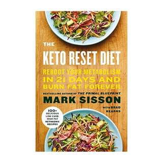 The Keto Reset Diet Kindle Edition by Mark Sisson  (Author)