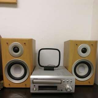 Denon mini Hi-Fi