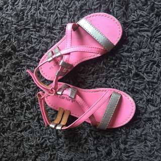 Auth carters sandals