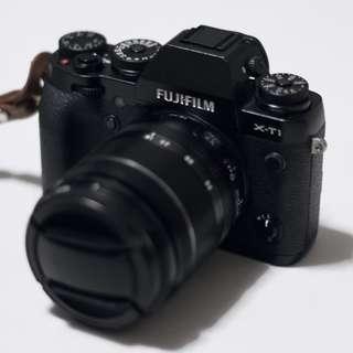 Fuji XT1 18-55mm