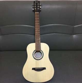 🚚 全新34吋 Soldin SA-3410 旅行吉他(new guitar)