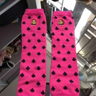 HYSTERIC MINI(黑超B)襪套