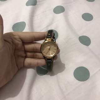 PRELOVED FOSSIL WATCH GREY 100% Original