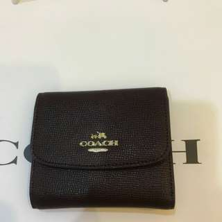 Authentic coach Wallet purse