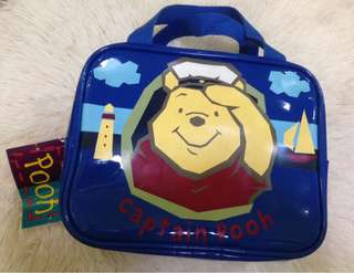 Winnie the Pooh Lunch Bag and Water Bottle