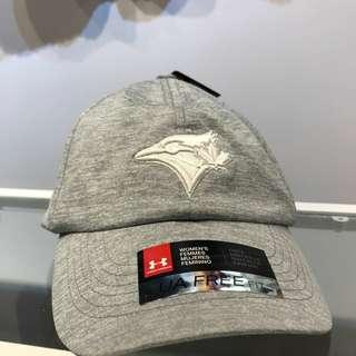全新品牌灰色cap帽,保證真品