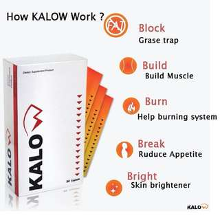 Kalow Dietary Supplements