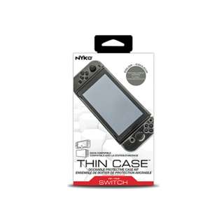 Nyko Thin Case for Nintendo Switch (Smoke Colour)