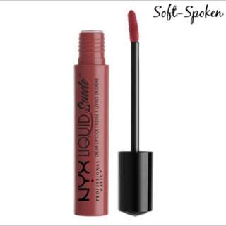 Instock NYX Liquid Suede Cream Soft Spoken