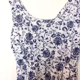 Summer Pattern Top