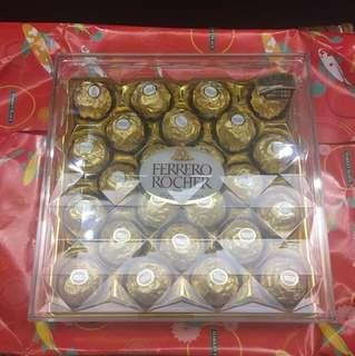 Ferrero Rocher 金莎 24pc