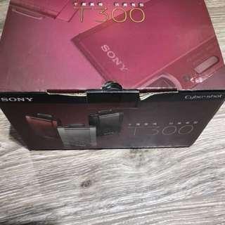 Sony 數位相機 T300