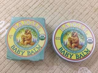 Badger Baby Balm - Organic Baby Skin Care