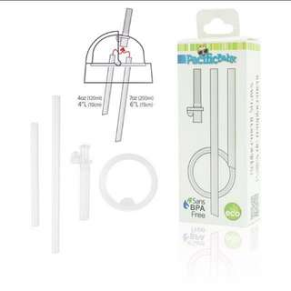 Pacific Baby Straw Replacement. Brand New in Box