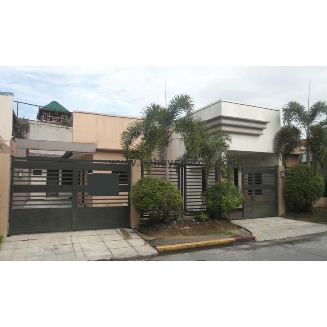 280SQM 3CAR GARAGE SINGLE DETACHED Quezon City House and Lot For Sale
