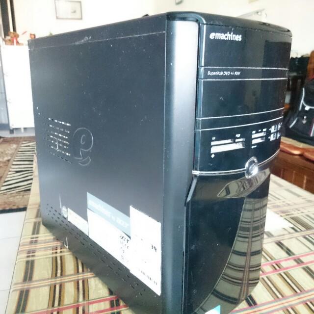 二手文書電腦主機