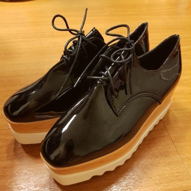 韓版厚底鞋