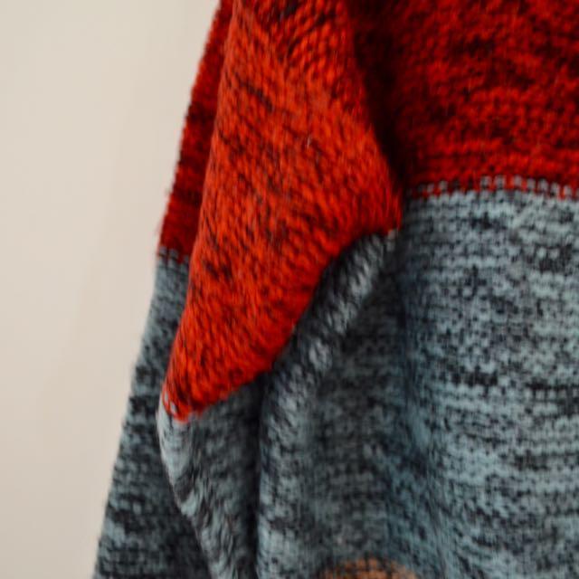 東京著衣 多色秋風寬鬆顯瘦毛衣