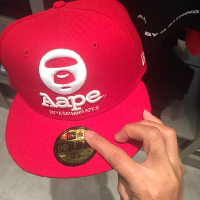 Aape by Bathing Ape original trucker cap