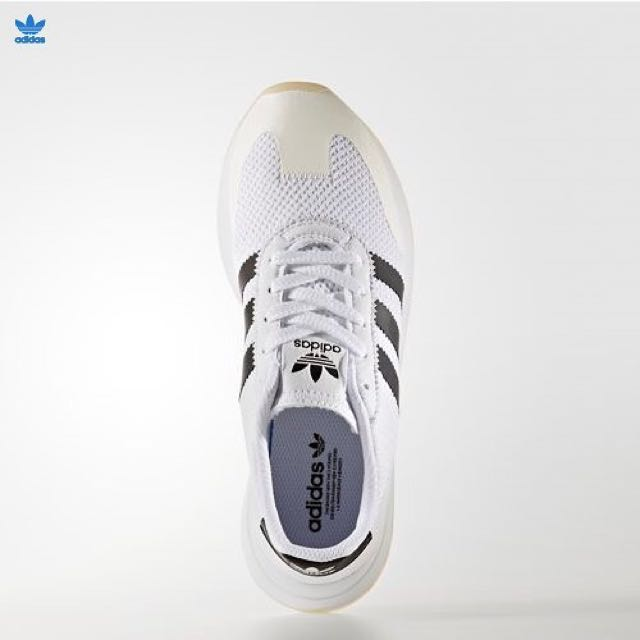ADIDAS ORIGINALS FLASHBACK BA7760 FLB 白26號 韓國購入
