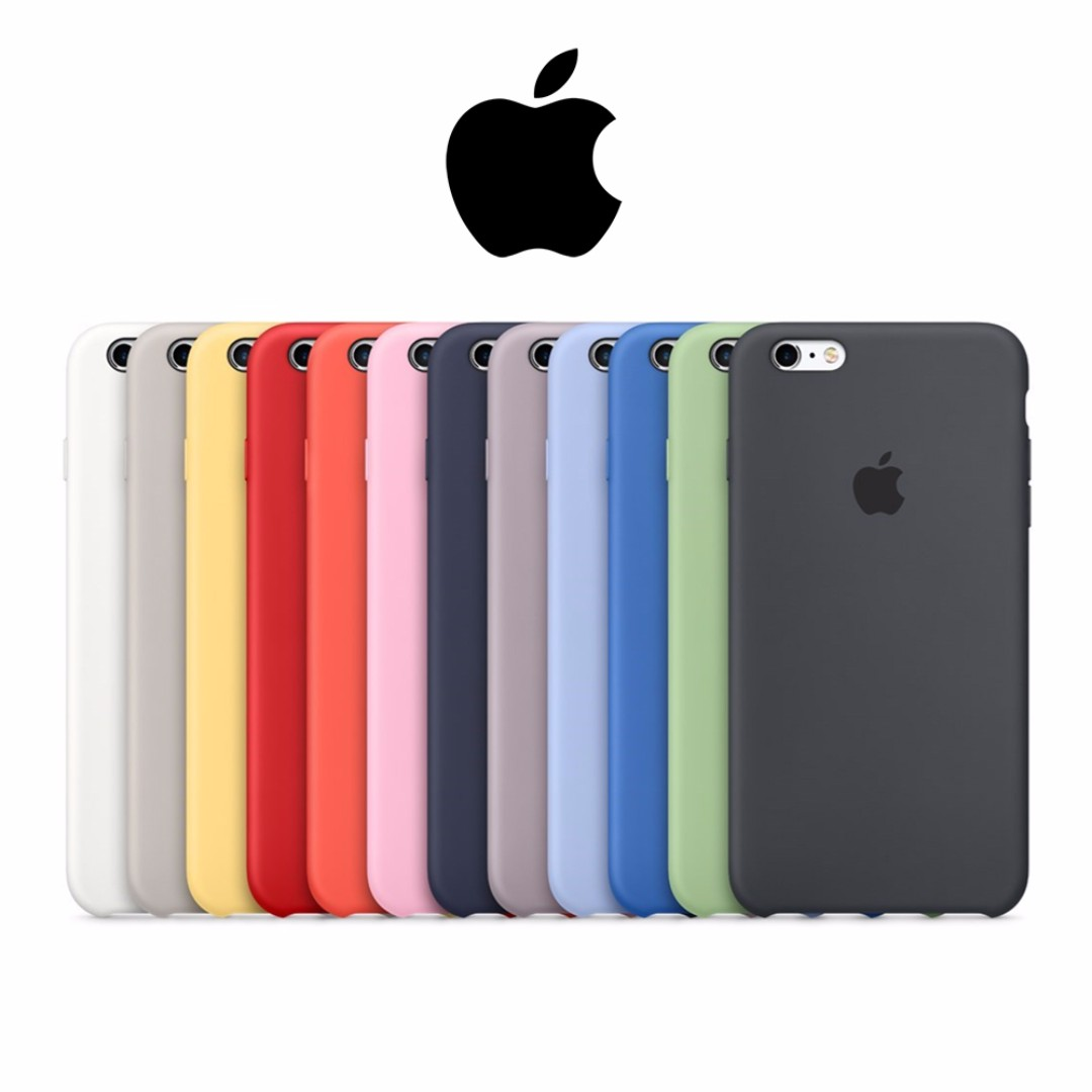 Apple Iphone 8 7 Silicone Case Mobile Phones Tablets Mobile