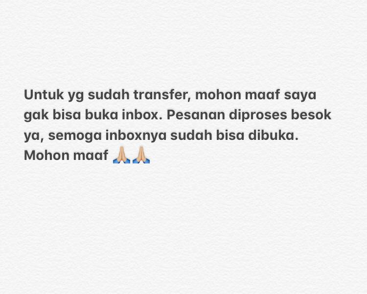 Attention🙏🏼