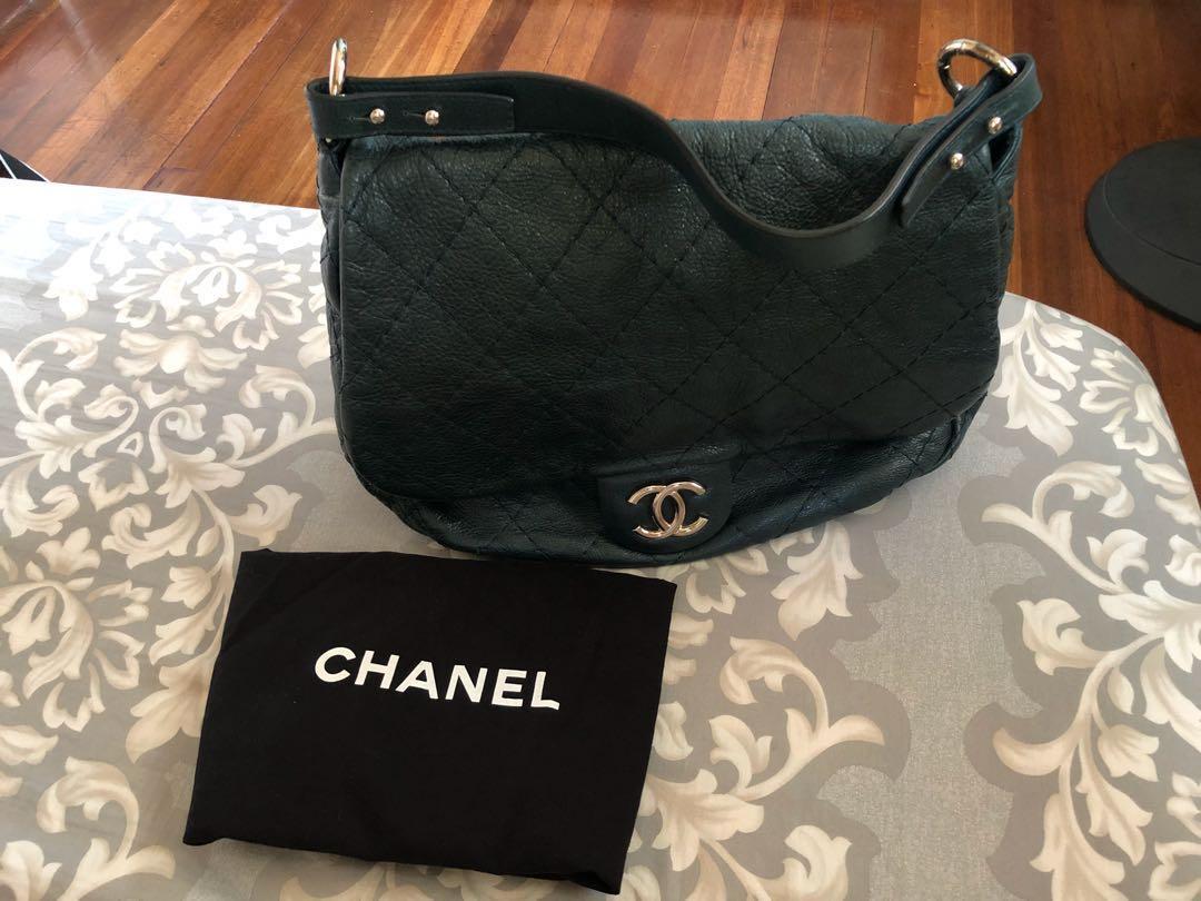 Authentic Chanel hobo