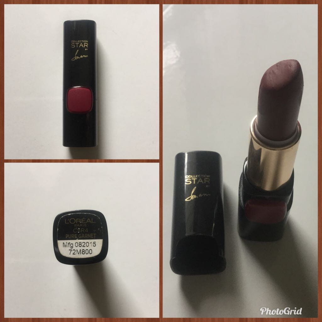 Auth.Loreal collection star