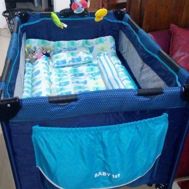 Baby 1st Crib