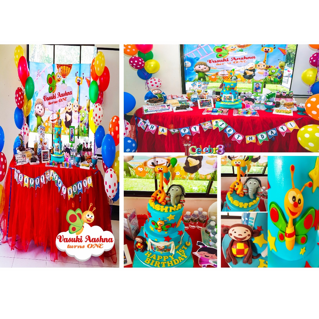 Baby Tv Themed Birthday Party Party Supplies Pls Chat With Us For