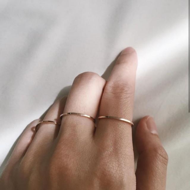 Basic Shape basic rings