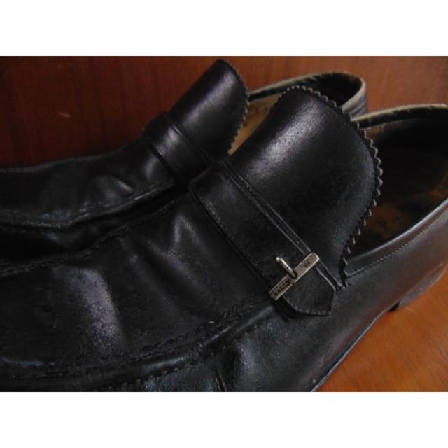 Black Formal Shoes BALLY Original