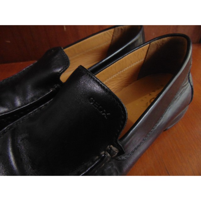 Black Formal Shoes GEOX