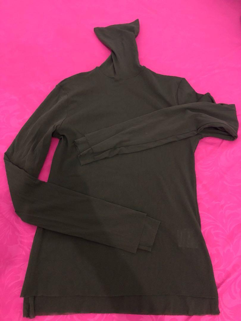 Blouse long sleeve
