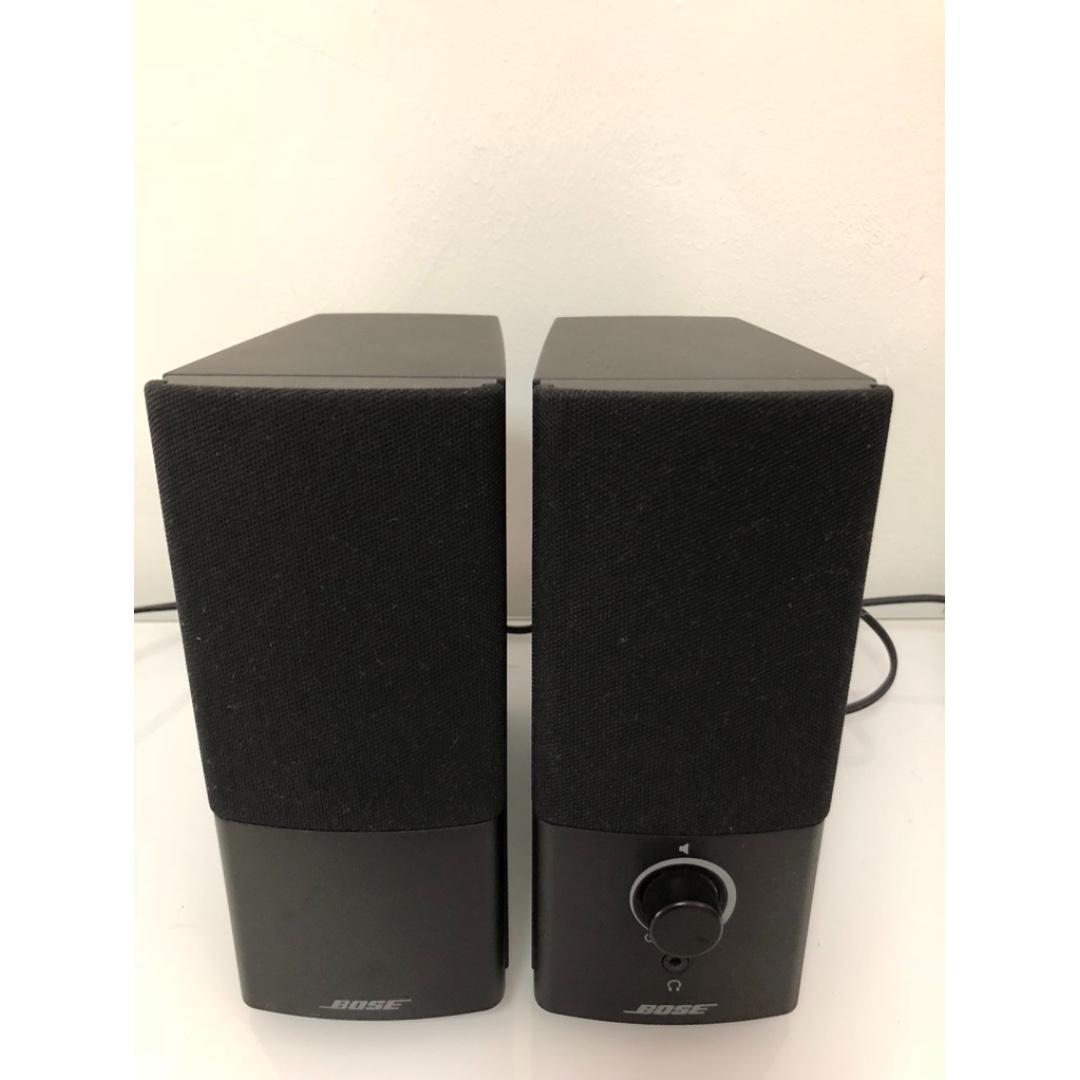 900ab37e704 Bose Companion 2 Series III Multimedia Speaker System