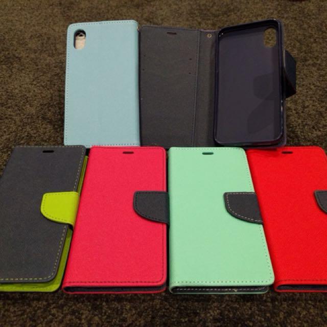 Brand New iPhone X Mercury Wallet Case