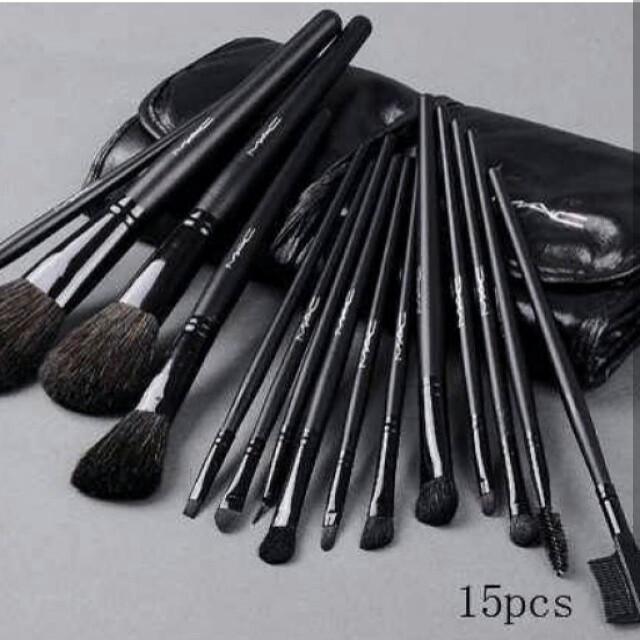 Brush makeup  15pcs