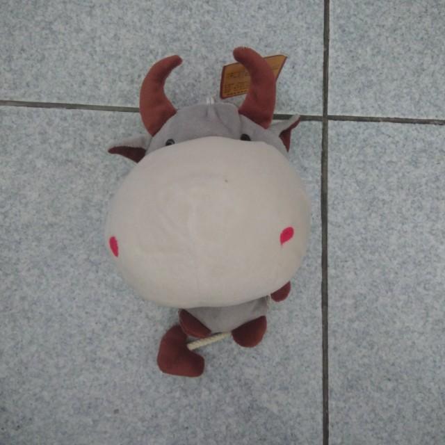Carabao Stuffed Toy On Carousell