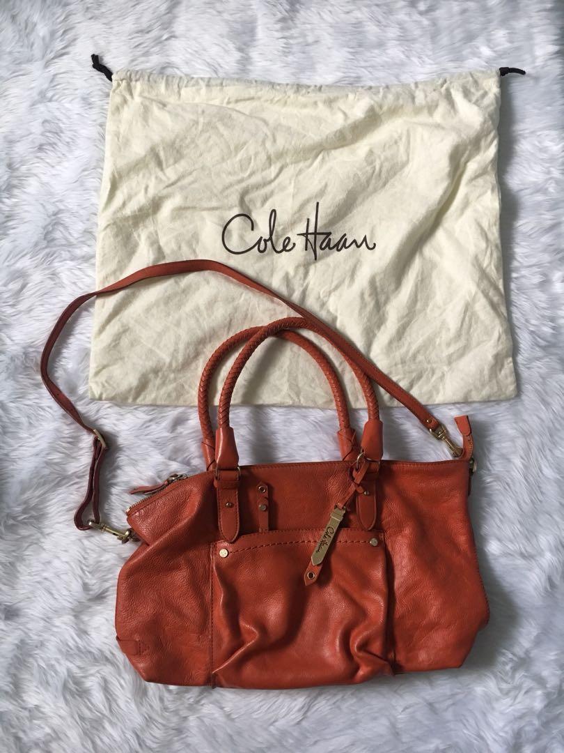 Cole Haan two-way bag (sling / shoulder bag)