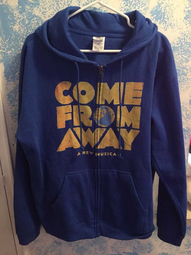 Come From Away Hoodie
