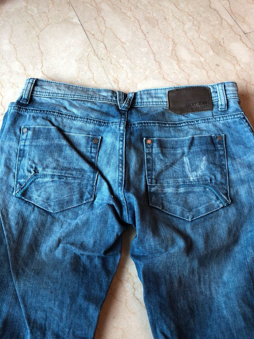 DKNY JEANS, Women's Fashion, Clothes, Pants, Jeans & Shorts