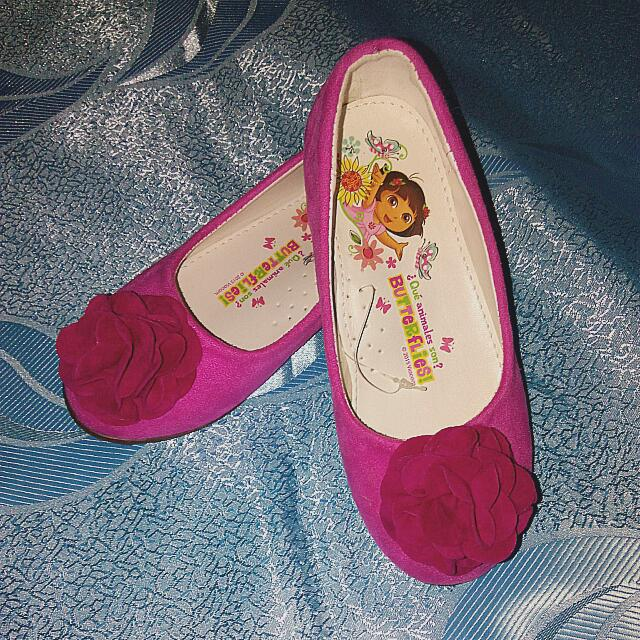 Dora Doll Shoes