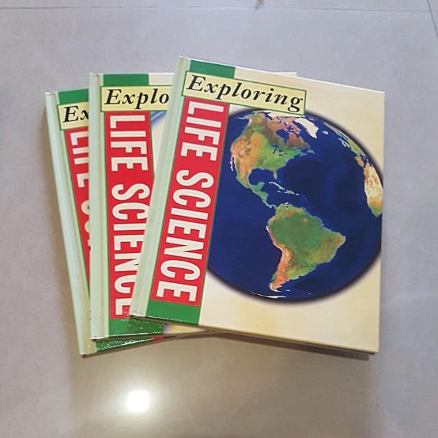 Exploring Life Sciences